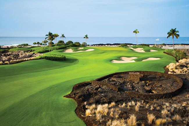 Kohanaiki Golf Course Hawaii