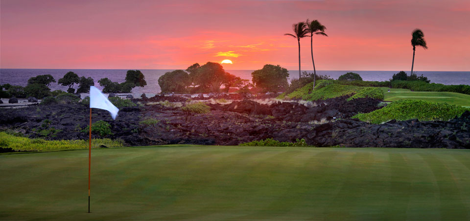 Golf Course Living On Hawaii's Big Island