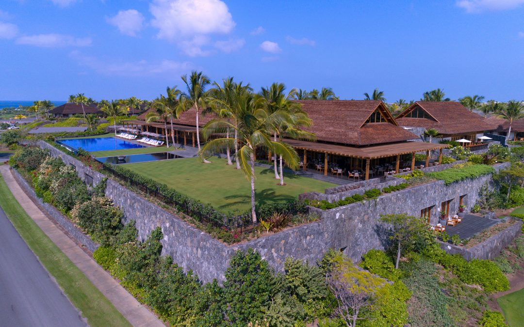 Kohanaiki Debuts $65 Million Hawaiian Clubhouse