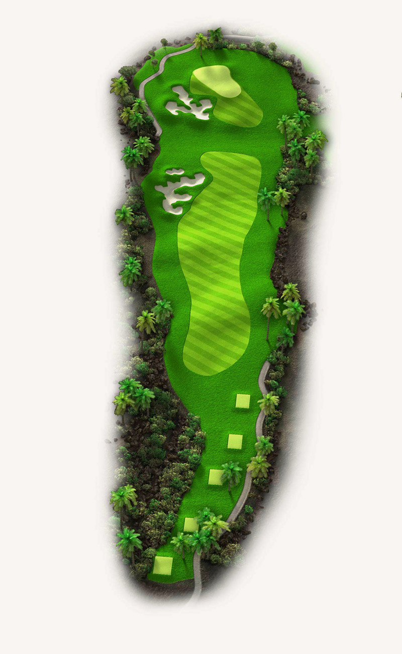 course walkthrough kohanaiki rh kohanaiki com golf hole diameter inches golf hole diameter inches