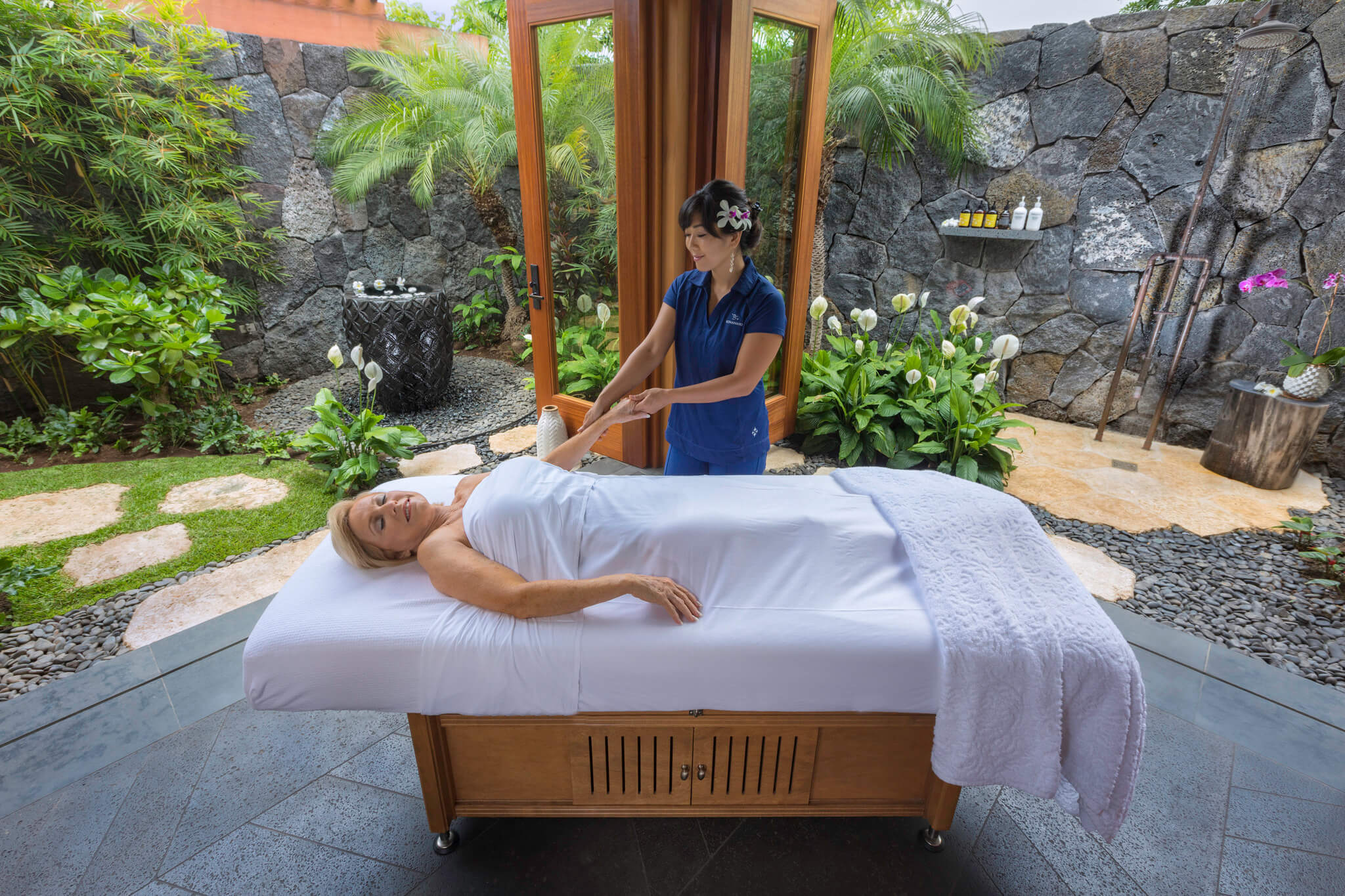 Kohanaiki Spa Single Treatment